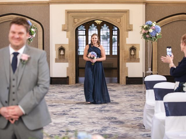 James and Louise's Wedding in Ware, Hertfordshire 47
