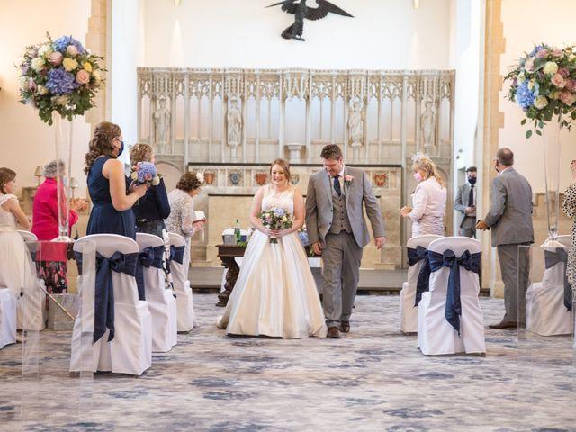 Louise & James's wedding