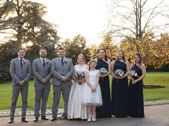 James and Louise's Wedding in Ware, Hertfordshire 59