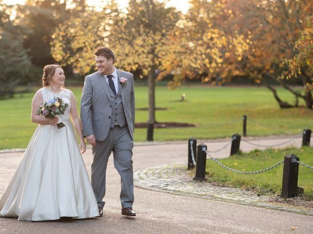 James and Louise's Wedding in Ware, Hertfordshire 61