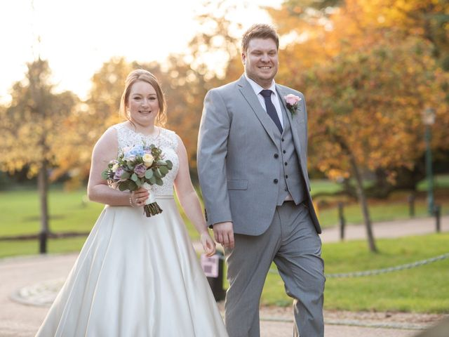 James and Louise's Wedding in Ware, Hertfordshire 62