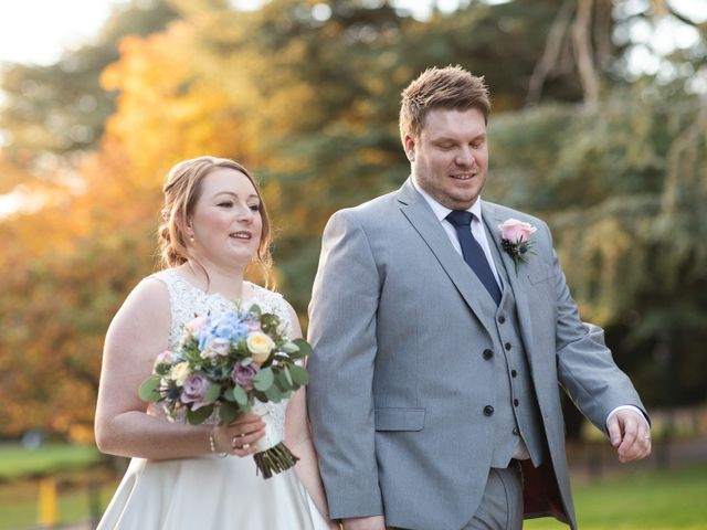 James and Louise's Wedding in Ware, Hertfordshire 63