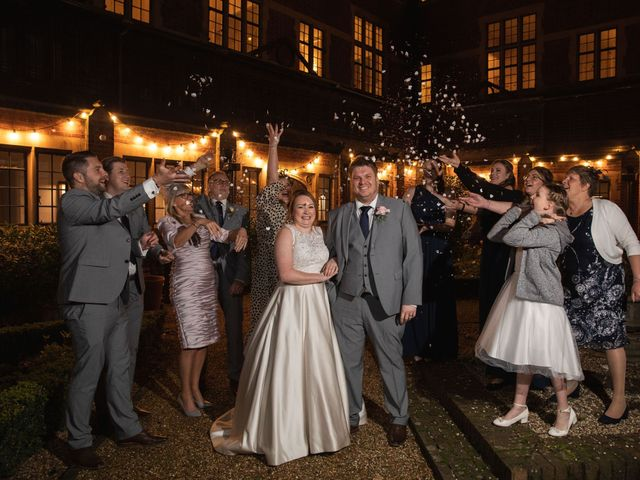 James and Louise's Wedding in Ware, Hertfordshire 81