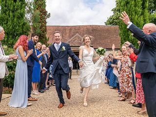 Julie & Egryn's wedding