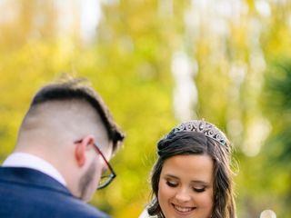 Lucy & Lewis's wedding 2