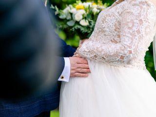 Lucy & Lewis's wedding 3