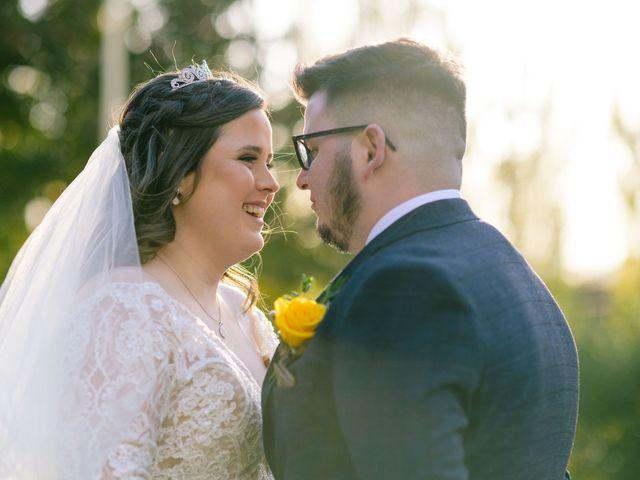 Lucy & Lewis's wedding