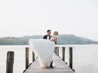 Claire & Derek's wedding 1