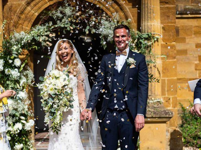Danielle & Steve's wedding