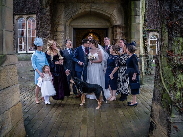 Simon - Photography and Alexis's Wedding in Ripon, North Yorkshire 8