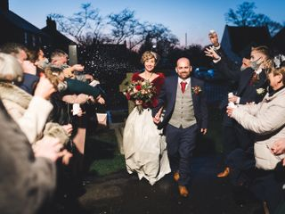 Diane & Jonathan's wedding