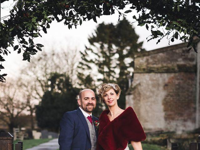 Jonathan and Diane's Wedding in Wisbech, Cambridgeshire 6
