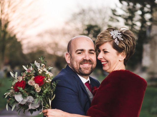 Jonathan and Diane's Wedding in Wisbech, Cambridgeshire 9