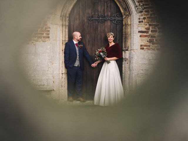 Jonathan and Diane's Wedding in Wisbech, Cambridgeshire 10