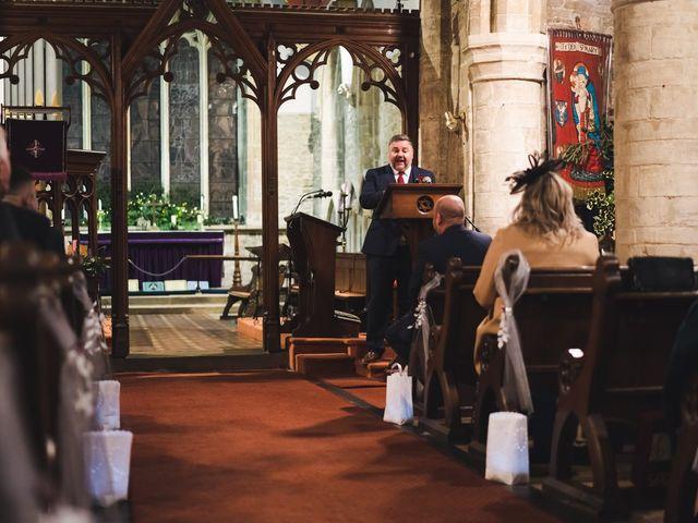 Jonathan and Diane's Wedding in Wisbech, Cambridgeshire 14