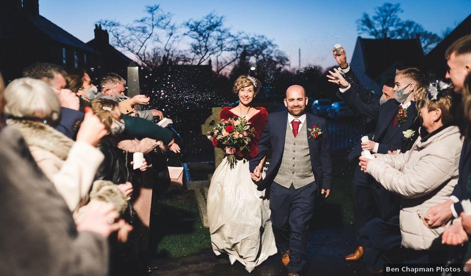 Jonathan and Diane's Wedding in Wisbech, Cambridgeshire