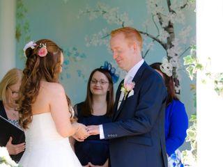 Hannah & Rob's wedding 2