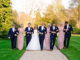 Hannah & Rob's wedding