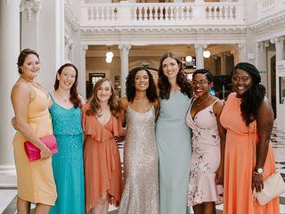Liz & Dr Jo's wedding 2