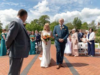 Sheila & Dave's wedding