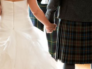 Jenni & James's wedding 1