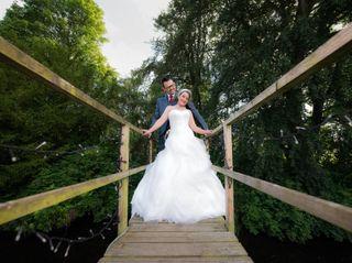 Jenni & James's wedding