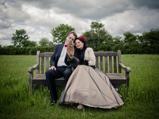Joanna & Mike's wedding