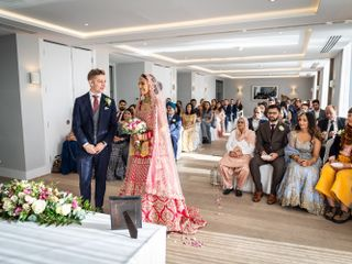 Sunita & Huw's wedding 3