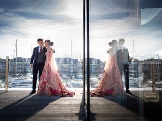 Sunita & Huw's wedding 2