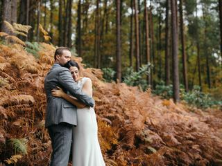 Millie & Julian's wedding