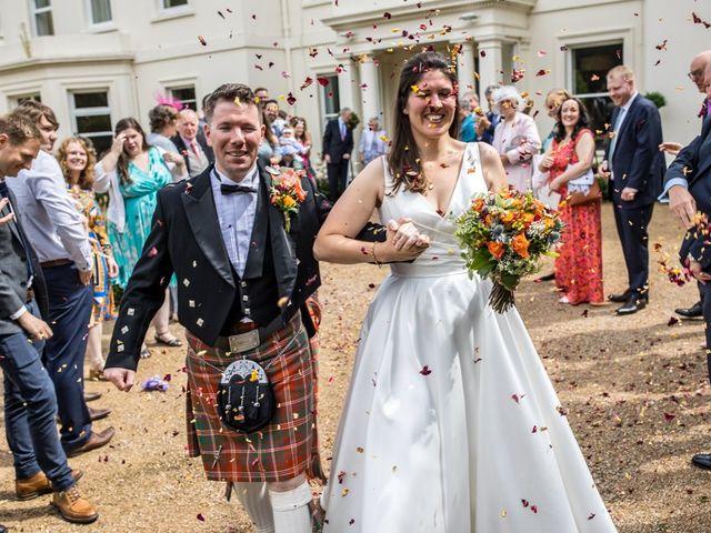Annabel & Jonny's wedding