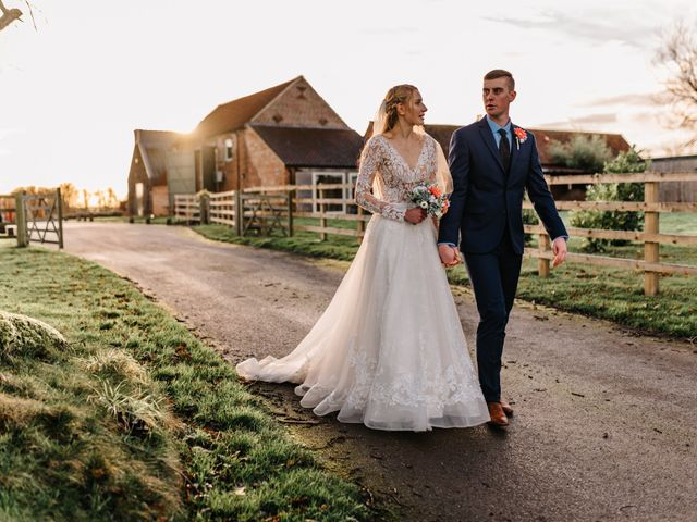 Dom and Jenny's Wedding in Newark-on-Trent, Nottinghamshire 4