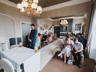 Megan & Conaill's wedding 2