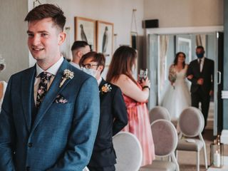 Megan & Conaill's wedding 3
