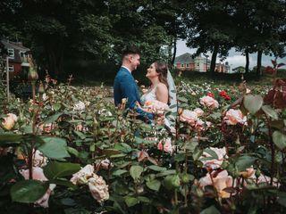 Megan & Conaill's wedding