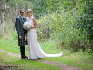 Sarah & Lee's wedding