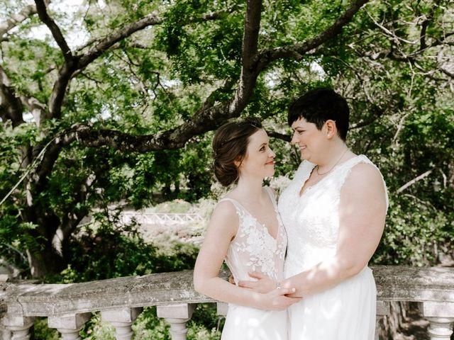 Hannah & Olivia's wedding