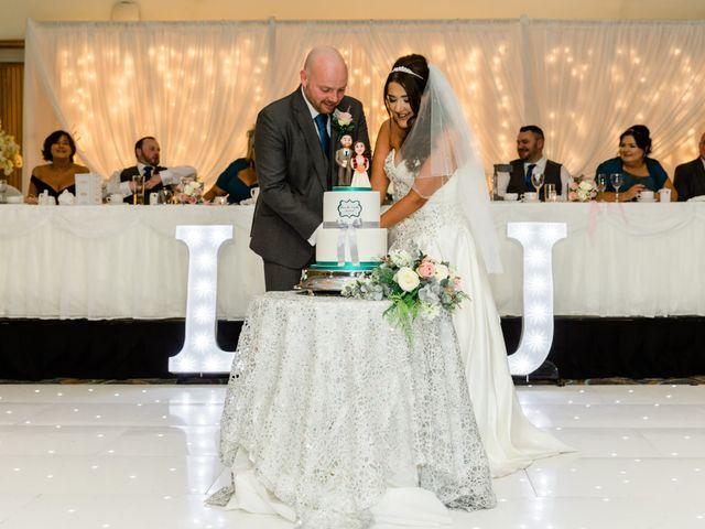 Laura & Jim's wedding