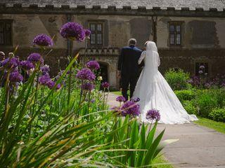 Samantha & Andrew's wedding