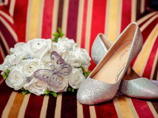 Darren & Yvette's wedding 1