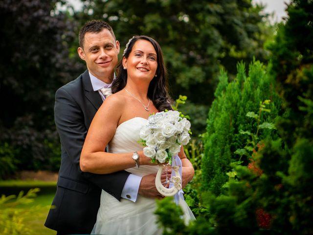 Darren & Yvette's wedding