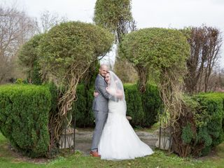 Liam & Melanie's wedding