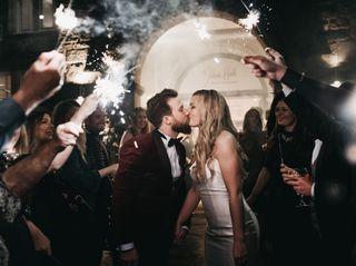 Emily & Caleb's wedding