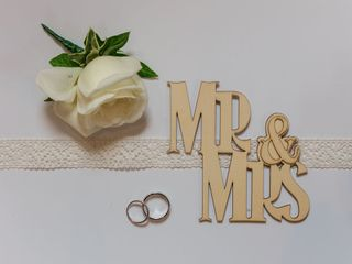 Maria & Russell's wedding 2