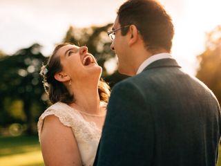 Melanie & Francis's wedding