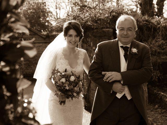 Paul and Rhianne's Wedding in Carbis Bay, Cornwall 7
