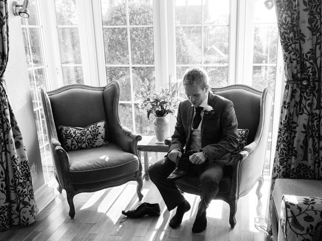 Paul and Rhianne's Wedding in Carbis Bay, Cornwall 5