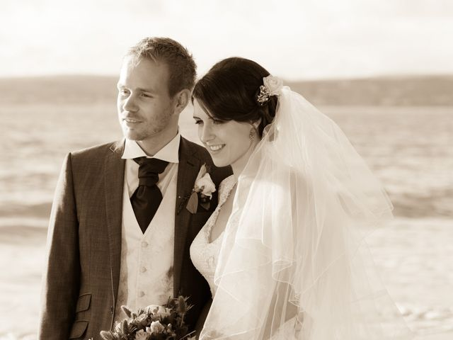 Paul and Rhianne's Wedding in Carbis Bay, Cornwall 12