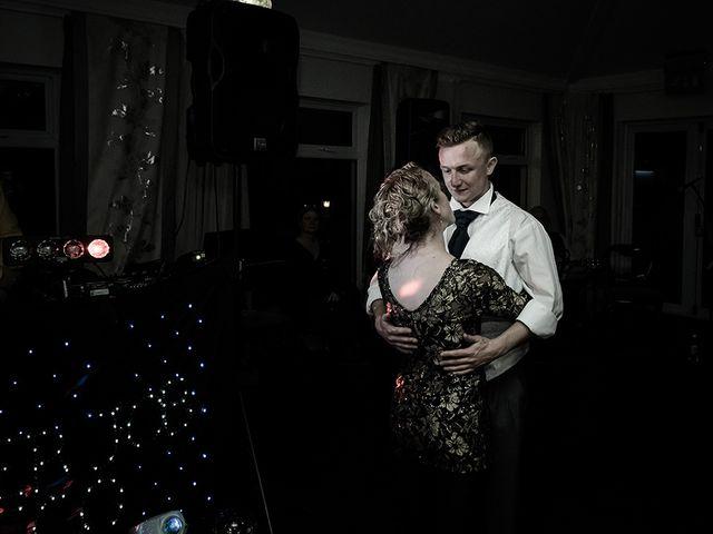 Paul and Rhianne's Wedding in Carbis Bay, Cornwall 17