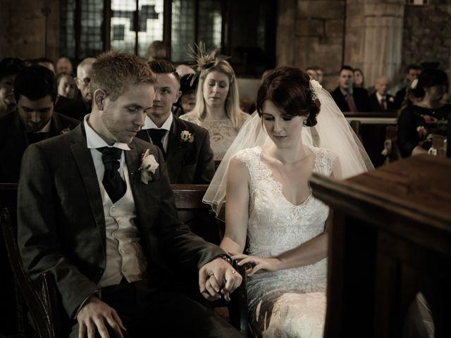 Paul and Rhianne's Wedding in Carbis Bay, Cornwall 11